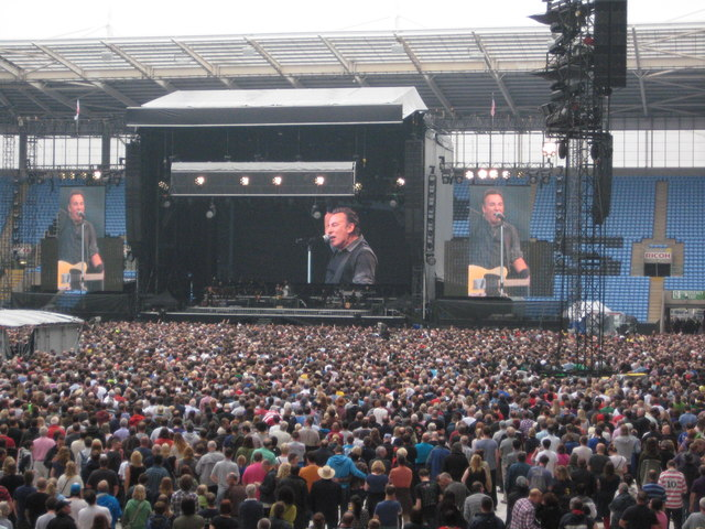 Concerts at the Ricoh Arena